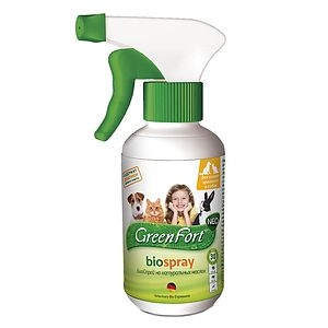 Green Fort NEO Bio Spray for cats, rodents and dogs, 200 ml