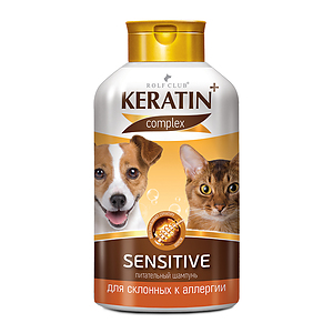 Sensitive for pets prone to allergies, 400 ml